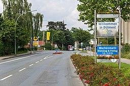 Halterner Straße in Recklinghausen