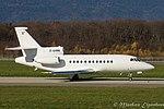 D-AHRN Dassault Falcon 900EX F900 - HRN (23146834926).jpg