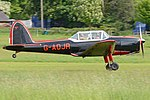 DHC-1 Chipmunk 22 'G-AOJR' (32233280314).jpg
