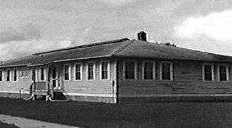 Defense Equal Opportunity Management Institute - Original building for Defense Race Relations Institute.