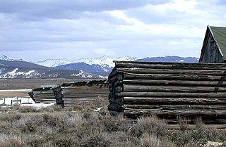 North Park (Colorado basin) geologic basin in north central Colorado, United States