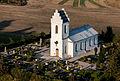 Dagstorps kyrka–flygbild 06 september 2014-2.jpg