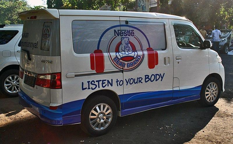 Nestlé Bear Brand