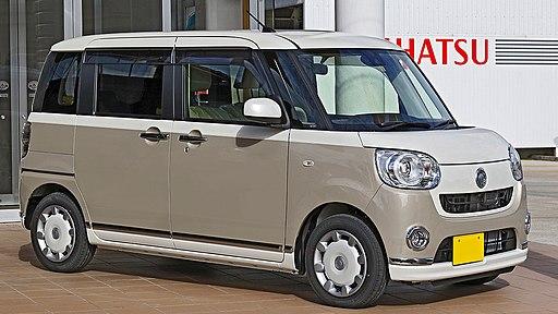 Daihatsu Move Canbus 101