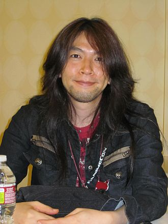 Guilty Gear (video game) - Daisuke Ishiwatari, creator, producer, designer and composer of Guilty Gear