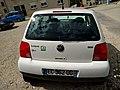 Damaged Volkswagen Lupo in Jura, France (2018) 4.jpg