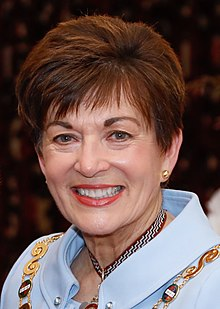 Dame Patsy Reddy at Investiture Ceremony, Wellington, 19 October 2020.jpg