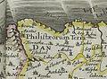 Dan. Willem Janszoon Blaeu and Joan Blaeu. Terra Sancta quae in Sacris Terra Promissionis olim Palestina. 1648-1664.jpg