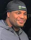 UFC Light Heavyweight Daniel Cormier