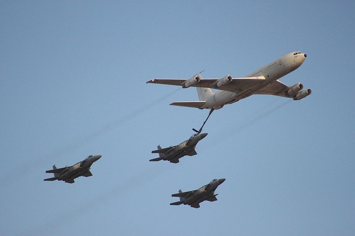 Risultato immagini per israeli tanker 707