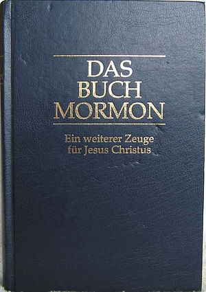 The Book Of Mormon - German - The Church Of Je...