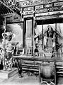 Das Nantienmen (südliches Himmelsthor) vor Kupekon mit Tempel des Kriegsgottes Kuanti und Innerem desselben 2.jpg