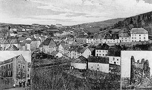 Dasburg - Dasburg at about 1910
