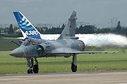 Dassault Mirage 2000C at Paris Air Show 2007