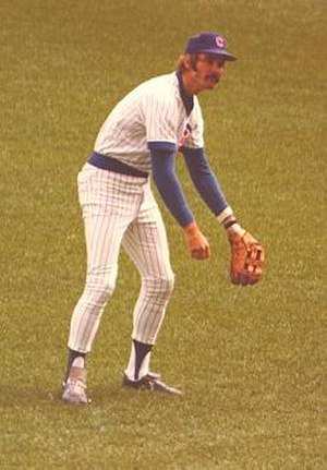 Dave Kingman - Kingman while with the Cubs.
