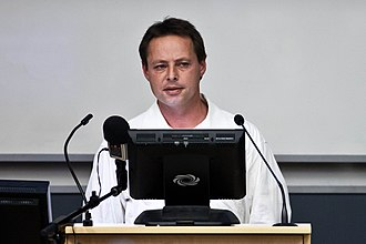 David Hicks - David Hicks speaking in 2012