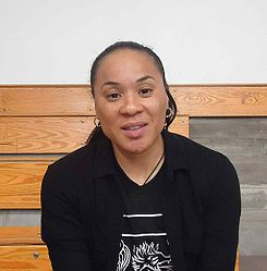 Dawn Staley at Paradise Jam 2012.jpg