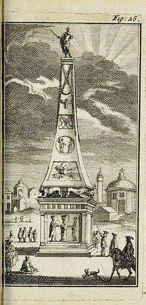File:De konincklycke triumphe - vertoonende alle de eerpoorten, met desselfs besondere sinne-beelden, en hare beschryvinge, ten getale van in de 60, opgerecht in s' Gravenhage 1691 ter eere van Willem de (14745606094).jpg