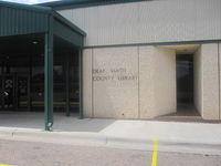 Deaf Smith County Library, Hereford, TX IMG 4892