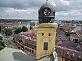Debrecen Blick von der Großen Kirche 7.JPG