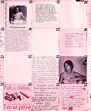 Detail Of Pink A Poster Created By Sheila De Bretteville In 1973 It Was Meant To Explore The Notions Gender As Ociated With Color