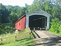 Deer's Mill Covered Bridge northern portal.jpg