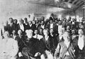 Delegates In Attendance At The Home Rule Convention, Notley Hall, 1908.jpg