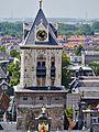Delft Stadhuis Turm (Blick von der Nieuwe Kerk) 2.jpg