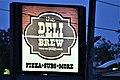Deli & Brew sign in Troy, New York.jpg