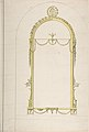 Design for a Pier-glass with Arched Head and Palmette Terminations MET DP805296.jpg