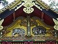 Detail of Three Sacred Storehouses - Toshogu Shrine - Nikko - Japan (48042300727).jpg