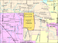 Detailed map of Uniontown, Ohio.png