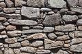 Detalle do muro do Castro de Baroña. Porto do Son. Galiza 307.jpg