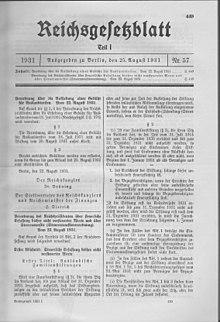 steueramnestieverordnung vom 23 august 1931 - Leichtfertige Steuerverkurzung Beispiele