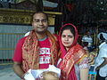 Devotees At Chintpurni Temple.jpg