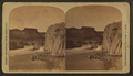 Dewey's Point from Eagle beach, Shoshone, by George E. Mellen.png