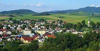 Diaková Village in Slovakia