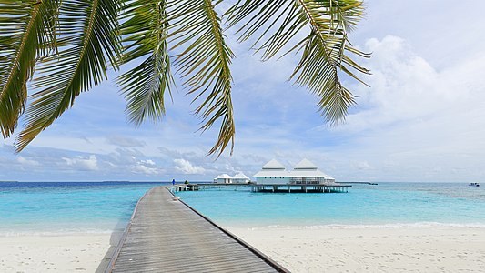 Thudufushi, a vacation resort