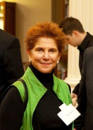 Diane Burko - Image: Diane Burko crop CSL 2010 03 08