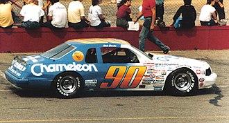 Donlavey Racing - 1984 racecar