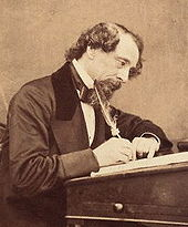 picture of author Charles Dickens