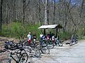 Dickinson Students at York Heritage Rail Trail 2009.JPG