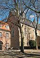 Die Saarner Klosterkirche.JPG