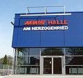 Die ehemalige Carl-Diem-Halle aus dem Jahr 1965 hat jetzt den nichtssagenden Namen MWS-Halle. - panoramio.jpg