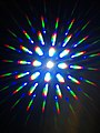 Diffraction Pattern White LED Light.jpg