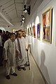 Dignitaries - Biswatosh Sengupta Solo Exhibition - Kolkata 2015-07-28 3345.JPG