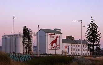 North Fremantle, Western Australia - Dingo Flour mill