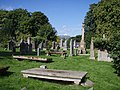 Dingwall Parish Church Graveyard - geograph.org.uk - 946484.jpg