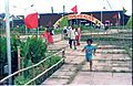 Dinosaurs Alive Exhibition - Science City - Calcutta 1995-June-July 494.JPG