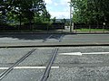 Disused tracks on the A814 - geograph.org.uk - 2032632.jpg